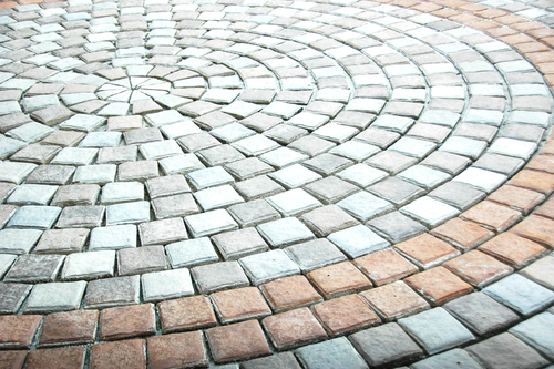 With Decorative Concrete Your Floor Can Look Like Slate Or Tile For A Fraction Of The Cost