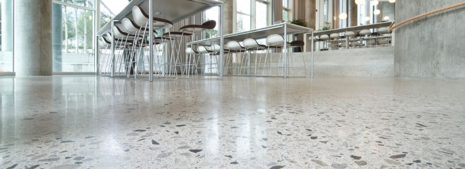 San antonio polished concrete custom designs for How to shine cement floor